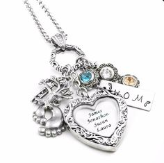 locket_necklace_mothers_necklace_mothers_birthday_jewelry