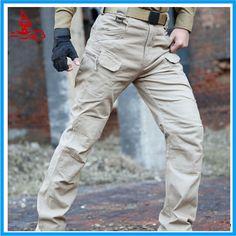Tad армейские тактические брюки-карго открытых брюки мужчины боевых ударить обучение армия военные брюки хлопчатобумажные охота армия брюки-вМужские брюки и штаны из Мужская одежда на m.russian.alibaba.com.
