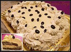 Condividi la ricetta... SEMIFREDDO AL CAFFÈ RICETTA DI: LUCIA D'ABUNDO X la base:un pan di Spagna al cioccolato 20×18 fatto con: 150 g di zucchero (o maltitolo che ha un potere calorico minore) 150 g di …