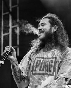 """3,899 Likes, 30 Comments - Post Malone (@postybae) on Instagram: """" #postmalone"""""""