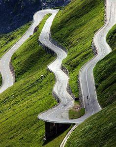 Route parfaite