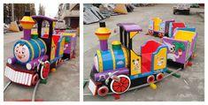 kiddy track train ride Item-BTR27