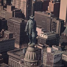 William Penn statue, Philadelphia