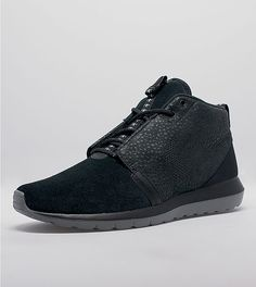 hot sale online e0c90 bc8de Nike Roshe Run NM Sneakerboot Träningsskor, Safari