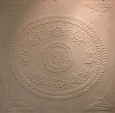 Ring of Roses  wholecloth quilt