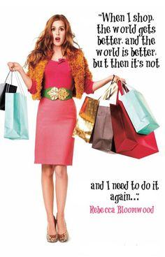 Ben jij shop verslaafd of is shoppen voor jou een gezonde hobby? Kan jij op meerdere van bovenstaande vragen ja beantwoorden? Dan wordt hoogtijd om je..