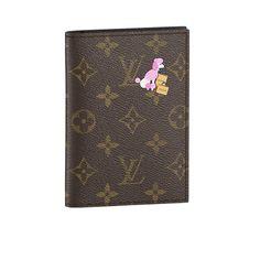 Passport Cover My LV World Tour Monogram Canvas - Personalisation Louis Vuitton Passport Cover, Bichon Dog, Louis Vuitton Australia, Cute Luggage, Cute Wallets, Women Bags, Monogram Canvas, Luxury Bags, Jet Set