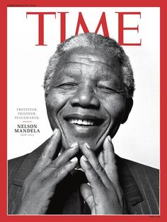 Time Magazine - Nelson Mandela - newspaper front covers - Digital Spy