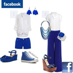 Women's fashion inspired by social media sites. All of these are so me!