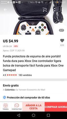 Mando Xbox One, Transportation, Cases
