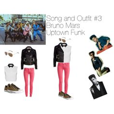 Bruno Mars Uptown Funk Scent and Outfit #3