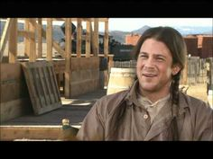 Christian Kane on Abe Wheeler from Into The West mini series .off dvd… Christian Kane, Secondhand Lions, Into The West, Beautiful Blue Eyes, Heaven Sent, Country Singers, Country Boys, Favorite Person, Writing Inspiration