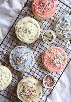 Cream Cheese Cut-Out Sugar Cookies