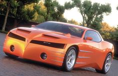 Pontiac Trans Am Concept Based on 2010 Camaro