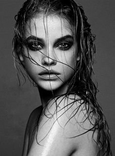 """ Barbara Palvin in Madame Figaro France October 2014, ph. by Nico. """