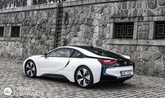 #BMW #i8 #Coupe #eDrive #White #Angel #Electric #Burn #Blue #Provocative #Sexy #Hot #Badass #Live #Life #Love #Follow #your #Heart #BMWLife