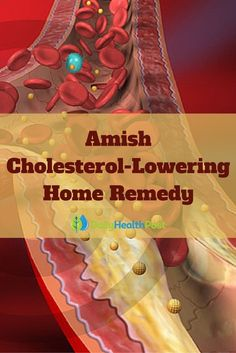 Say Goodbye To High Blood Pressure And Cholesterol With This Powerful #Home #Remedy