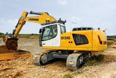Liebherr 946 Excavator