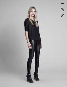 blusa amber preta