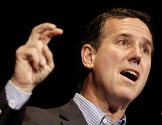 Photo #55 #prezpix #prezpixrs election 2012 candidate:Rick Santorum publication: Los Angeles Times LA Times photographer: Charlie Riedel AP publication date: 3/16/12