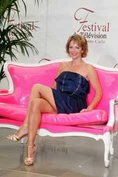 Lauren Holly, NCIS Photocall At The 2007 Monte Carlo Television Festival