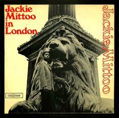 JACKIE MITTOO - Jackie Mittoo In London (1967, Coxsone)