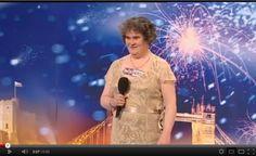 Jedno z najinšpirujúcejších videí - Susan Boyle ...vyše 12 miliónov pozretí