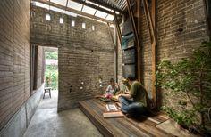 Old Market Library by TYIN Tegnestue, Min Buri, Bangkok, Thailand (no 2)