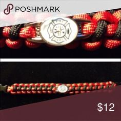 Maltese Cross Paracord Bracelet 14 year old Nathan has been making Paracord accessories since he was just 9 years old. This is a beautifully crafted bracelet with your favorite team's logo on the charm. Accessories Jewelry