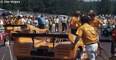 McLarens  Can-Am Road Atlanta 1970