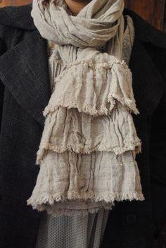 scarf Atelier des Ours. - Page 8 - Atelier des Ours.