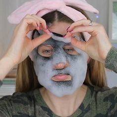 Primark Vitamin C Bubble Sheet Mask Beauty Tips For Glowing Skin, Beauty Skin, Beauty Care, Beauty Hacks, Makeup Makeover, Skin Routine, Healthy Skin Care, Tips Belleza, Skin Makeup