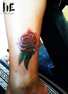 Rosa, Rose, tattoo
