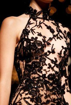 Zuhair Murad Couture detail