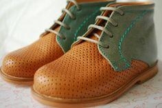 Kids shoes by Nathalie Verlinden