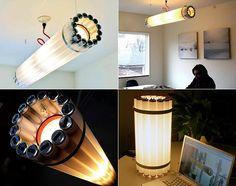 3 maneiras de reutilizar lâmpadas queimadas na decoração