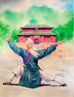 Zhang Sanfeng was born in the year 1247 in what's now known as Fuxin, Liaoning Province. When he was just 5 years old, he suffered from an eye disease. He was fortunate to be healed by a Taoist named Zhang…