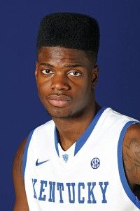 NBA Draft prospect Nerlens Noel. Follow the link attached to this image and take a look at a Mock draft for this year's NBA draft.