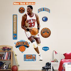 Patrick Ewing, New York Knicks