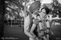 Pictures of a destination wedding, cross-cultural wedding photos - Picture 16 | Bigindianwedding.com