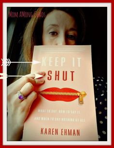 Mom Among Chaos: Keep it Shut Review + Giveaway #keepitshut