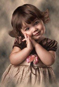 Precious Little Girls So Cute Baby, Baby Love, Cute Kids, Cute Babies, Precious Children, Beautiful Children, Beautiful Babies, Little Babies, Little Girls