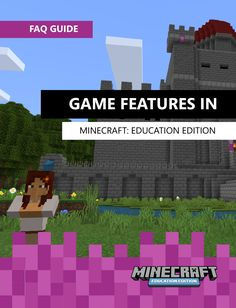 If you have questions about multiplayer capabilities, offline usage or Classroom Mode in Minecraft: Education Edition, chances are this FAQ guide can help. Share the link with a friend who loves the game as much as you do! Writing Code, All Block, Adventure Map, Training Materials, Go To Settings, Survival Mode, Home Network, School Organization, Problem Solving