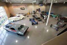 Awesome showroom/ man cave