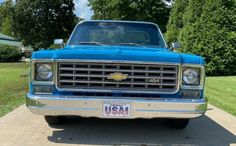 Super Shop Truck: 1976 Chevrolet C-10 Short-Bed 454! Shop Truck, Square Body, Steel Wheels, Barn Finds, Automatic Transmission, Exterior Paint, Chevrolet, Trucks, Bed