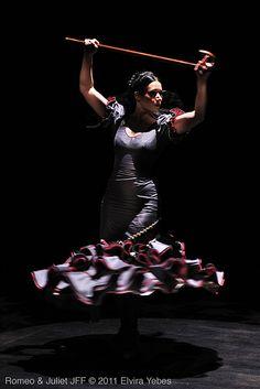 Karen Flamenco performs Romeo & Juliet