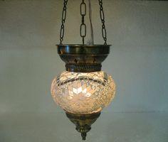 White mosaic hanging lamp moroccan lantern lampe mosaiqe türkische lampen 013 #Handmade #mosaichanging
