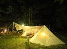 #camping #camp #snowpeak #outdoor #キャンプ #アウトドア #ランステアイボリー * * 2017.7.16 * * 真夏に焚き火ができるなんて最高️ * * 明日は最終日 ...