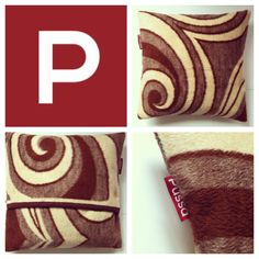 PUSSA Teddy Pillow. Www.pussa.nl