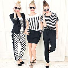 Zwart en wit